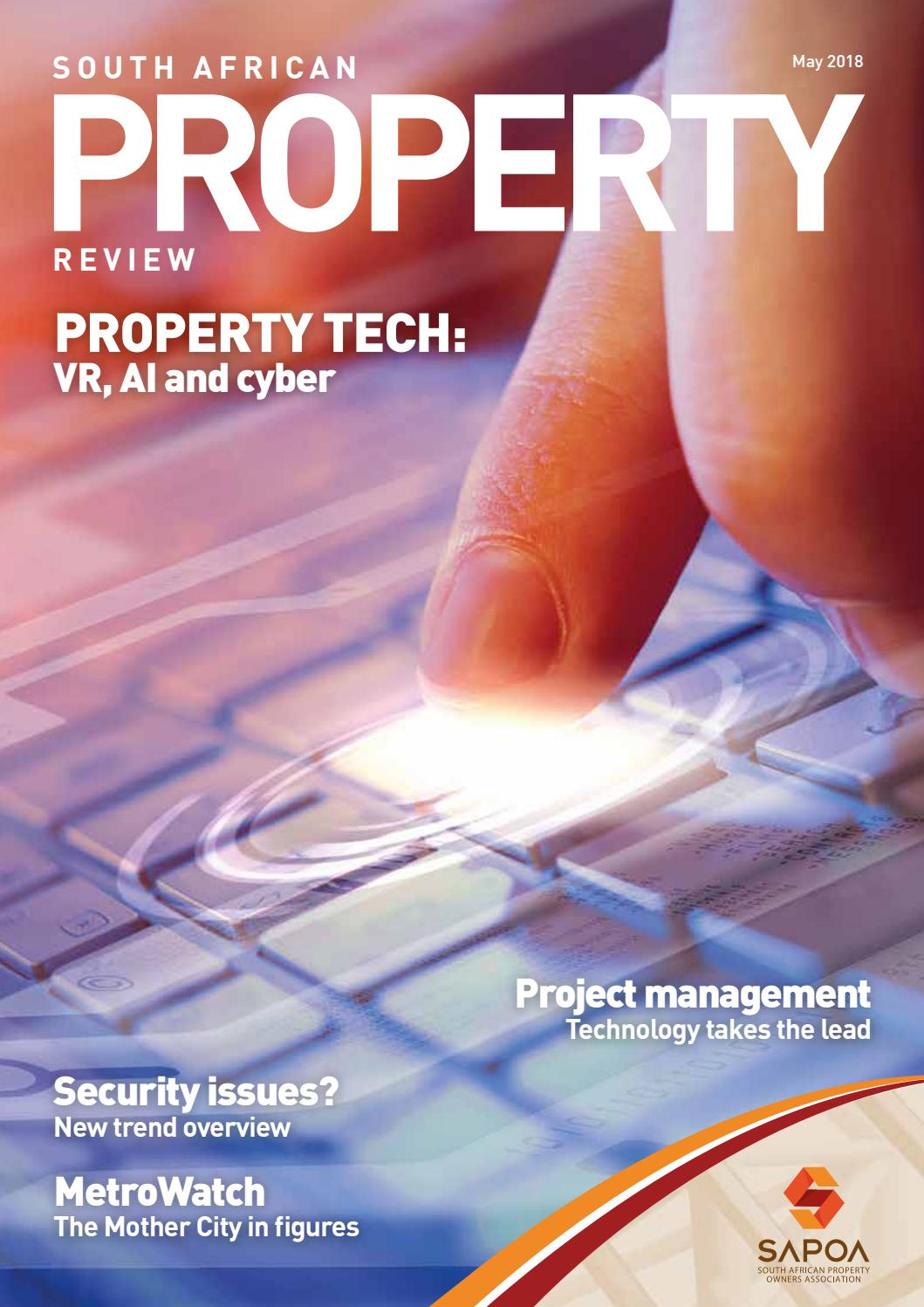 South African Property Review May 2018 by SAPOA - issuu