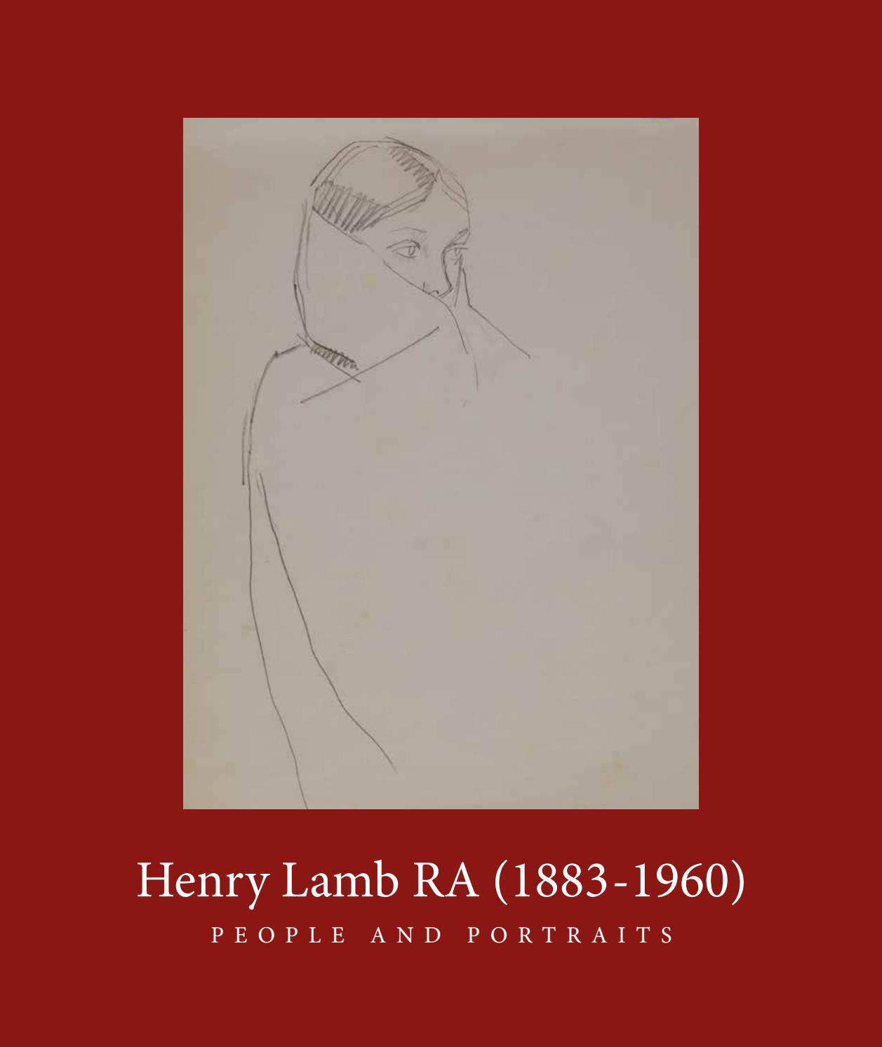 Henry lamb people exhibition catalogue by messums wiltshire issuu