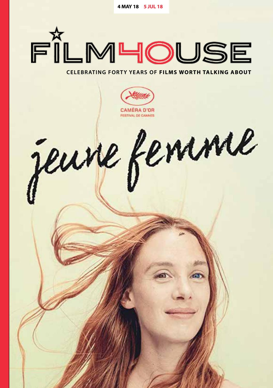 Filmhouse Brochure - May/June 2018 by Filmhouse - issuu