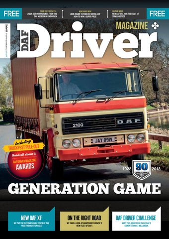 DAF Driver Truckfest Special 2018 – issue 14 by Smith Davis