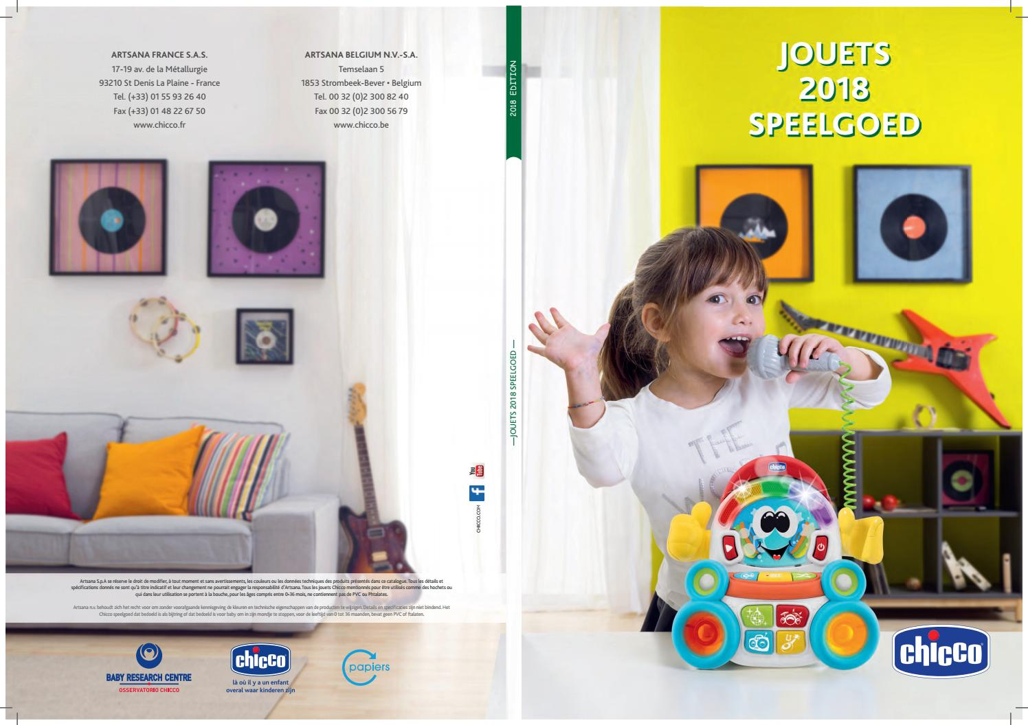 Catalogue Luxembourg Issuu Babycenter 2018 Ip Frnl Chicco Toys By DY9WHE2I