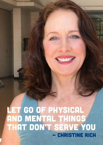 Page 28 of Let Go of Physical and Mental Things That Don't Serve You