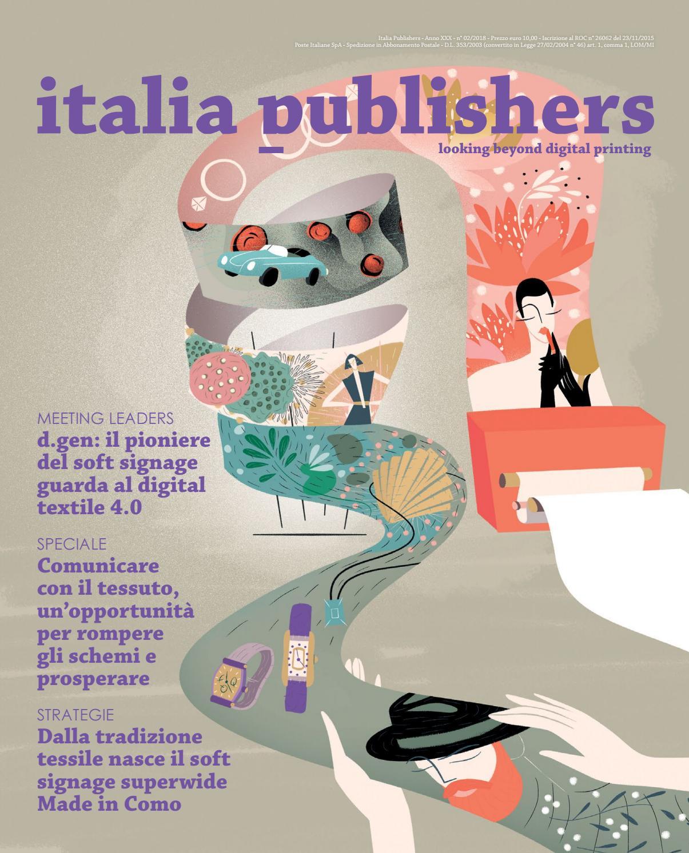 48bf0d156f89 Italia Publishers 02 2018 by Density - issuu