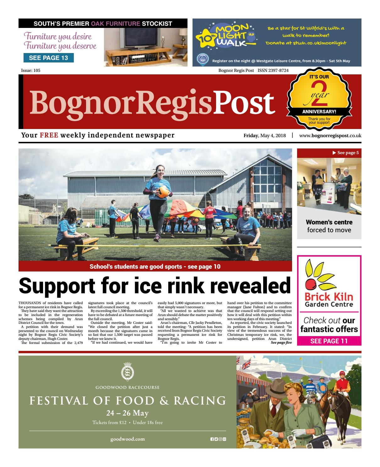 Bognor Regis Post Issue 105 By Post Newspapers Issuu