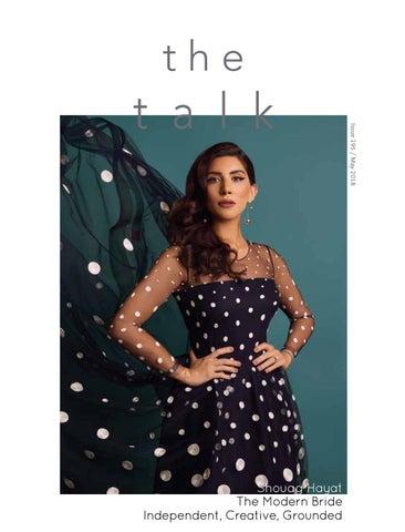 The talk #103 may 2018 by TheTalk Magazine - issuu