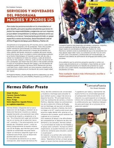e4dfdebcdee Revista Vive la UC Mayo 2018 by Vive la UC - issuu
