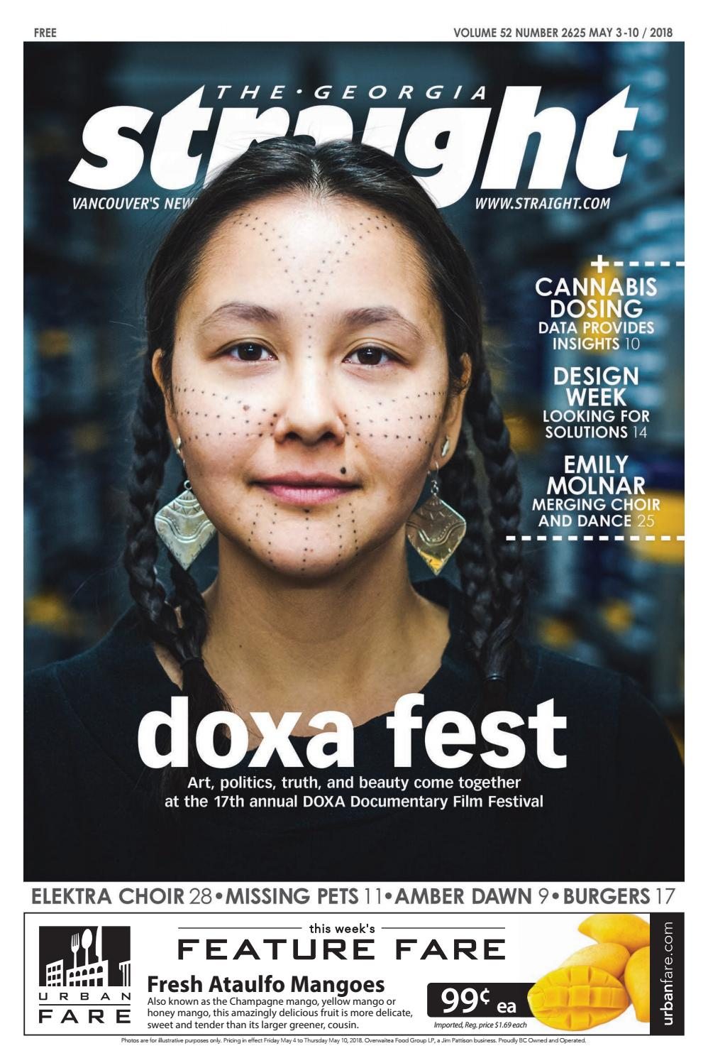 The Georgia Straight - Doxa Fest - May 3, 2018 by The Georgia Straight -  issuu