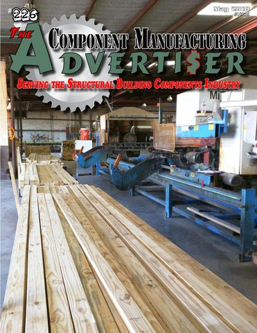May 2018 Advertiser by Component Manufacturing Advertiser - issuu
