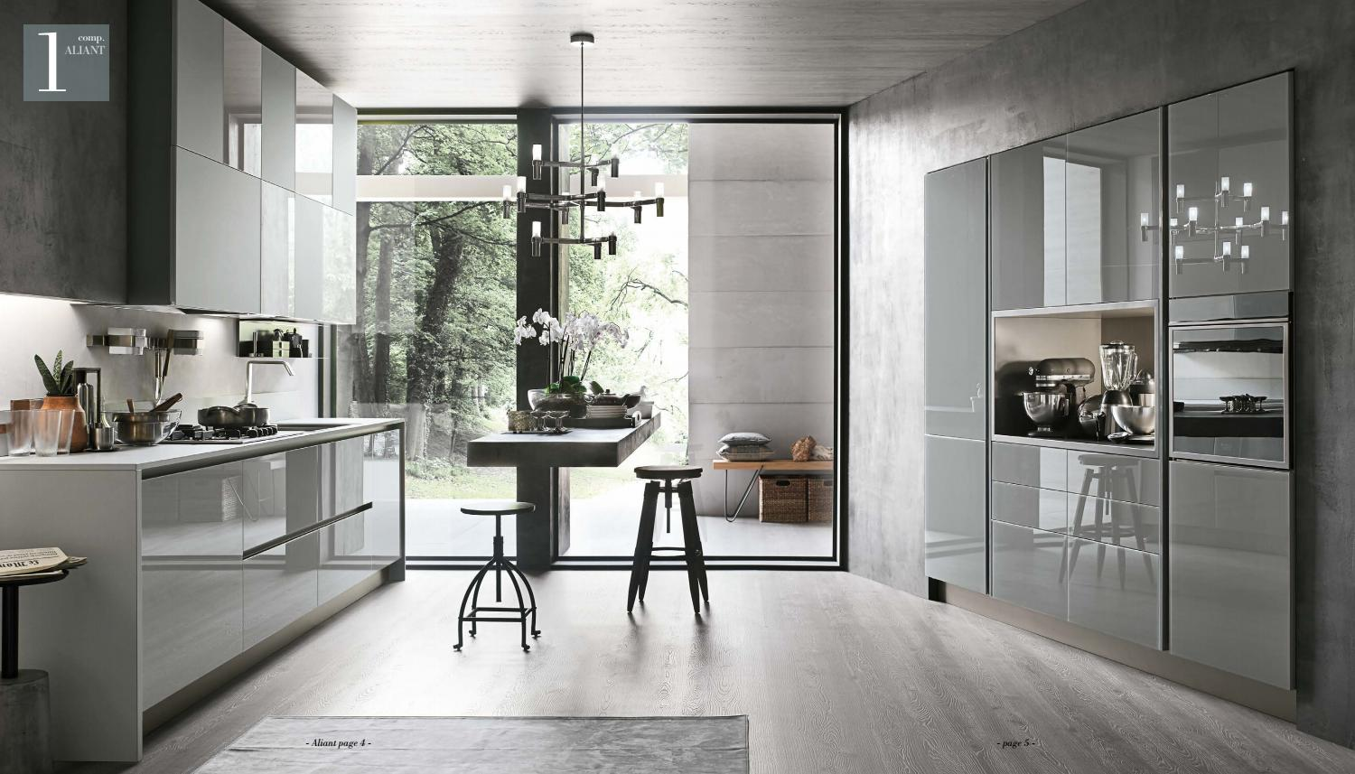 Catalogo moderno cucine stosa unico by progettocasaid issuu for Cucine catalogo