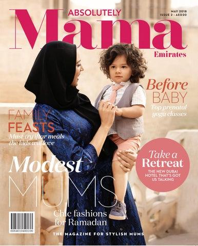 Absolutely Mama Emirates May 2018