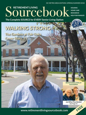 Retirement Living Sourcebook Dc Spring 2018 By Retirement Living