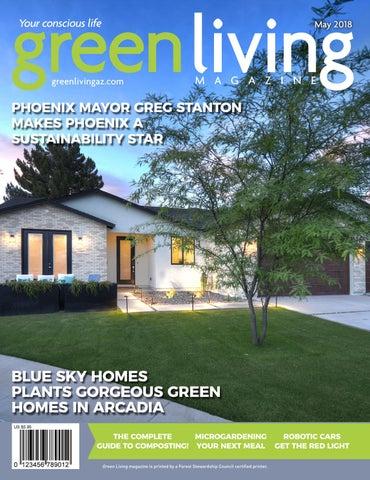 Green Living May 2018