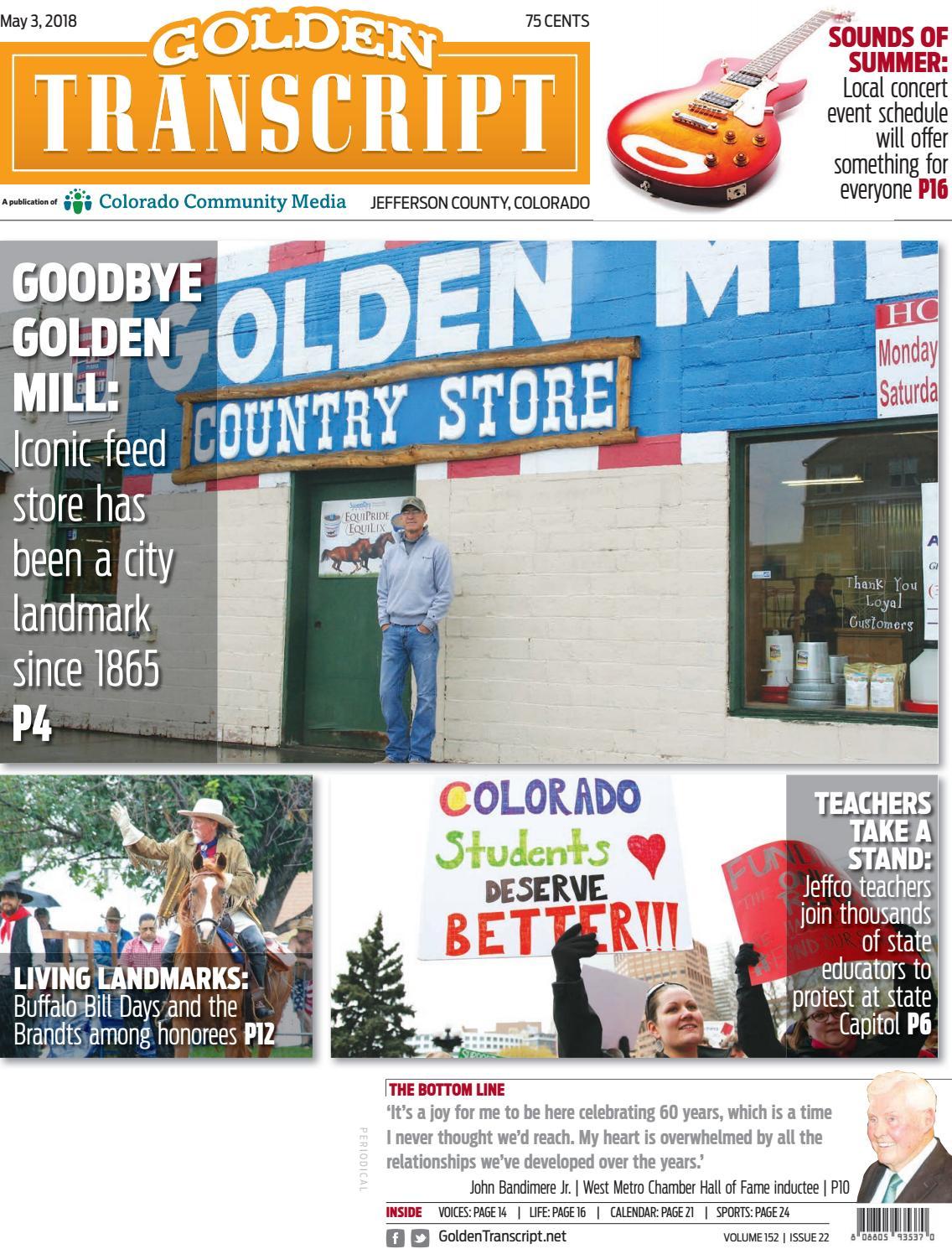 Golden Transcript 0503 By Colorado Community Media Issuu Cheap Rv Livingcom Basic 12 Volt Wiring How To Install A Led Light