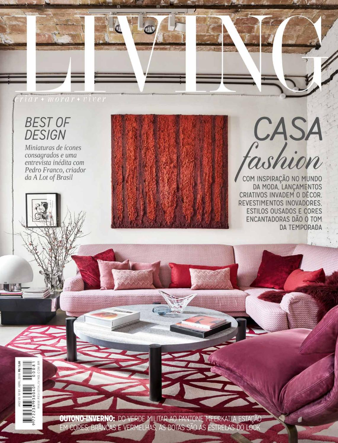 aaca8e8f56fc6 Revista Living - Edição nº 81 Abril 2018 by Revista Living - issuu