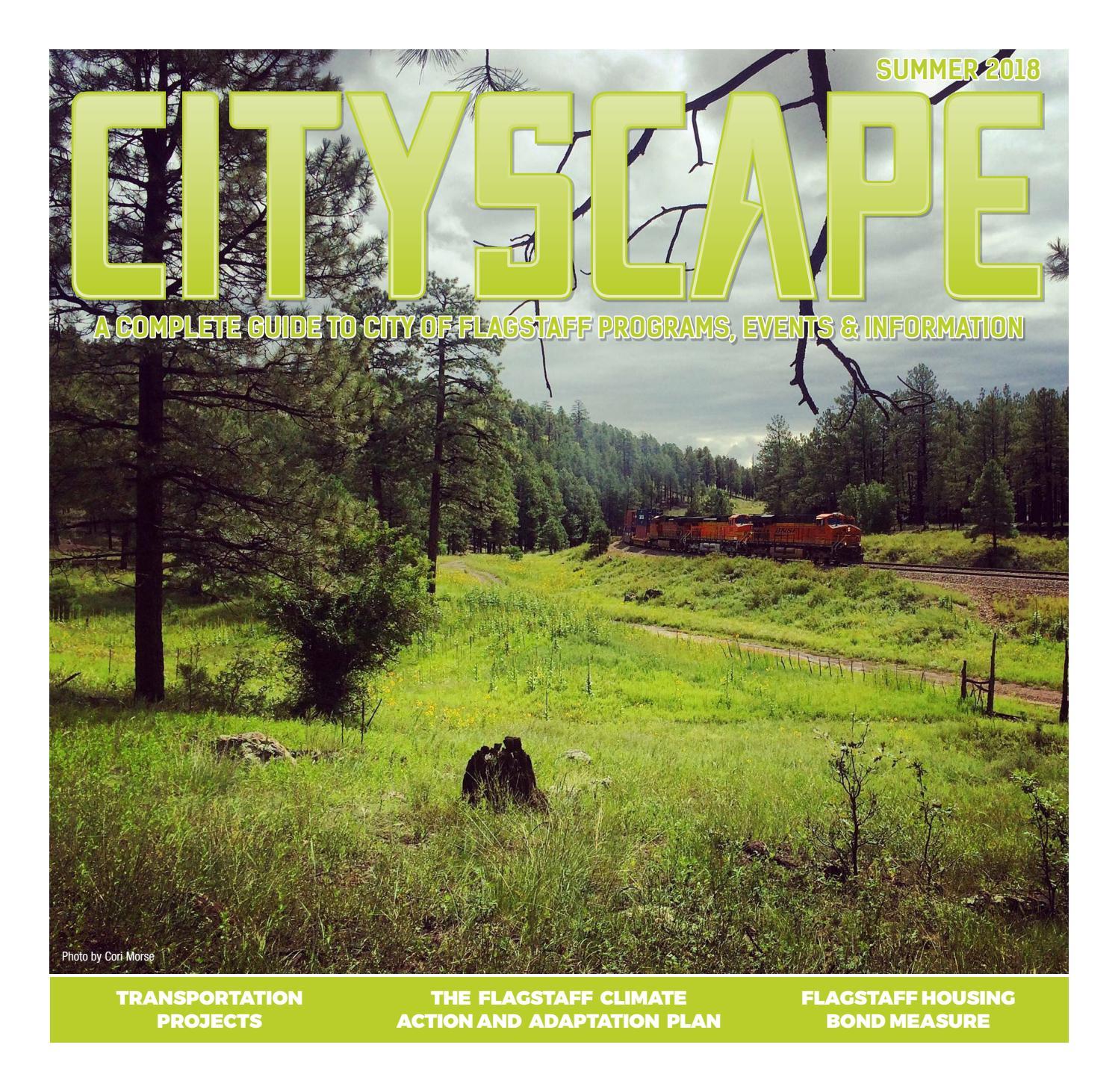 Flagstaff cityscape summer 2018 by arizona daily sun issuu fandeluxe Choice Image