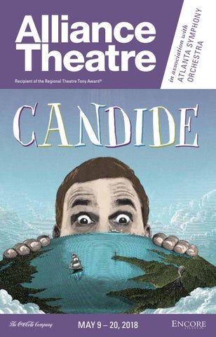 ALLIANCE THEATRE ENCORE :: CANDIDE (WITH THE ATLANTA