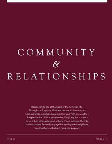 Page 5 of Community & Relationships