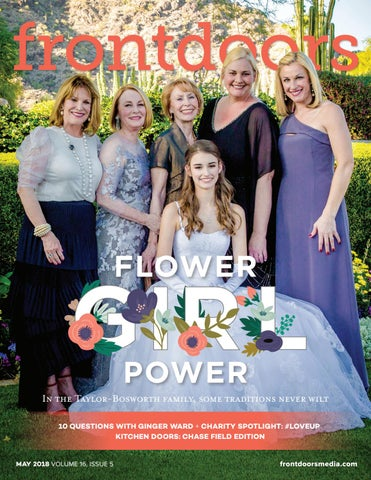 Frontdoors Magazine May 2018 by Frontdoors Media - issuu