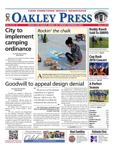 e8be48e310 Oakley Press 05.04.18 by Brentwood Press   Publishing - issuu