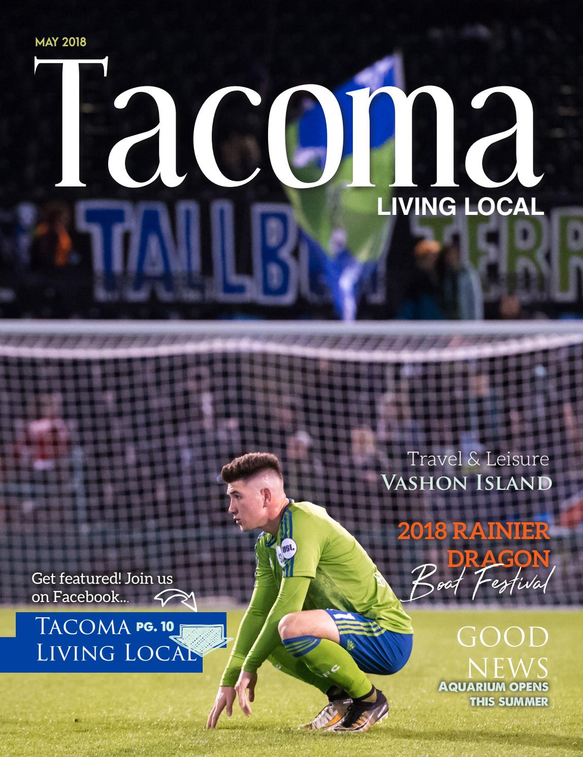 May 2018 Tacoma Living Local