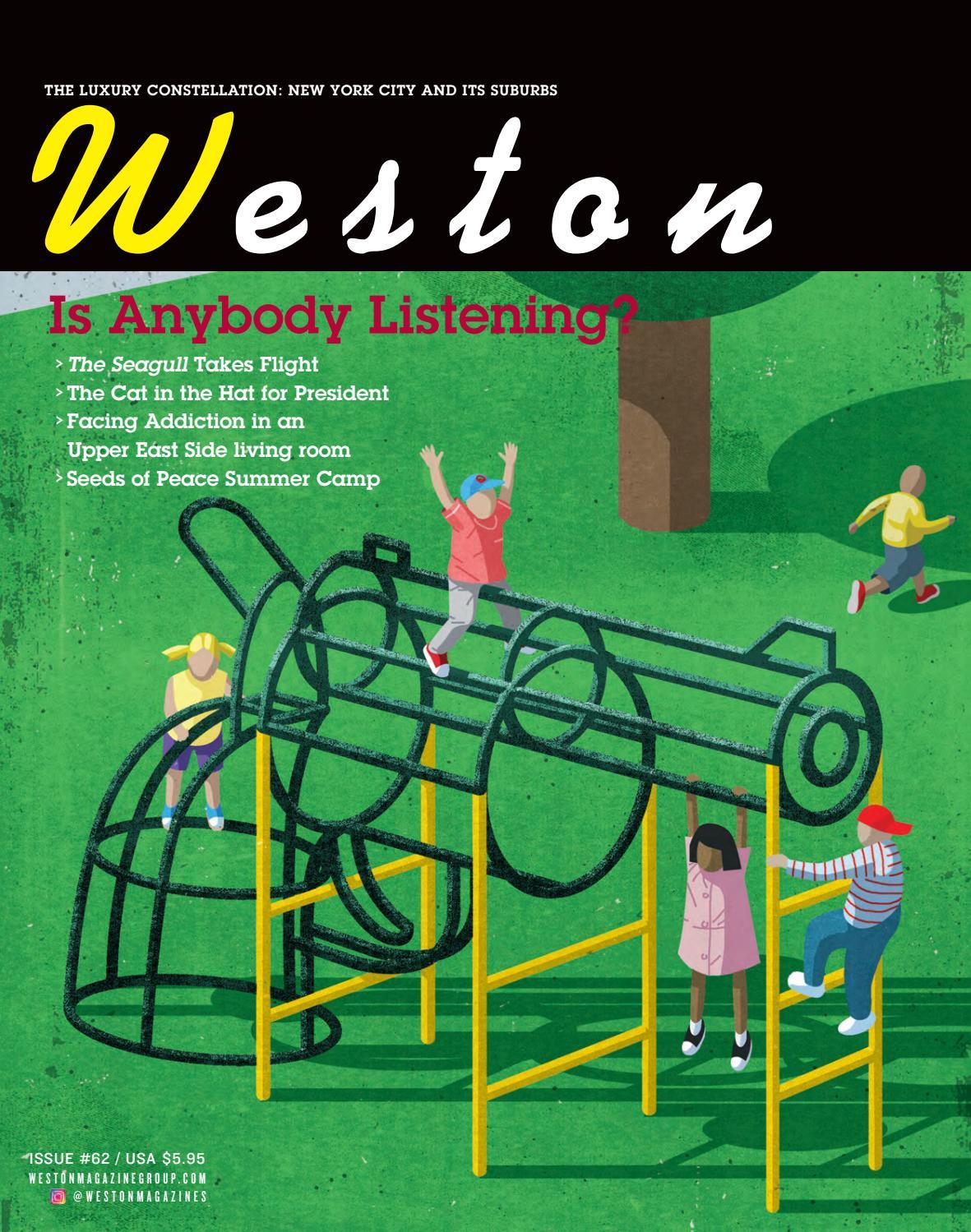 Weston 62 By Weston Magazine Group Issuu