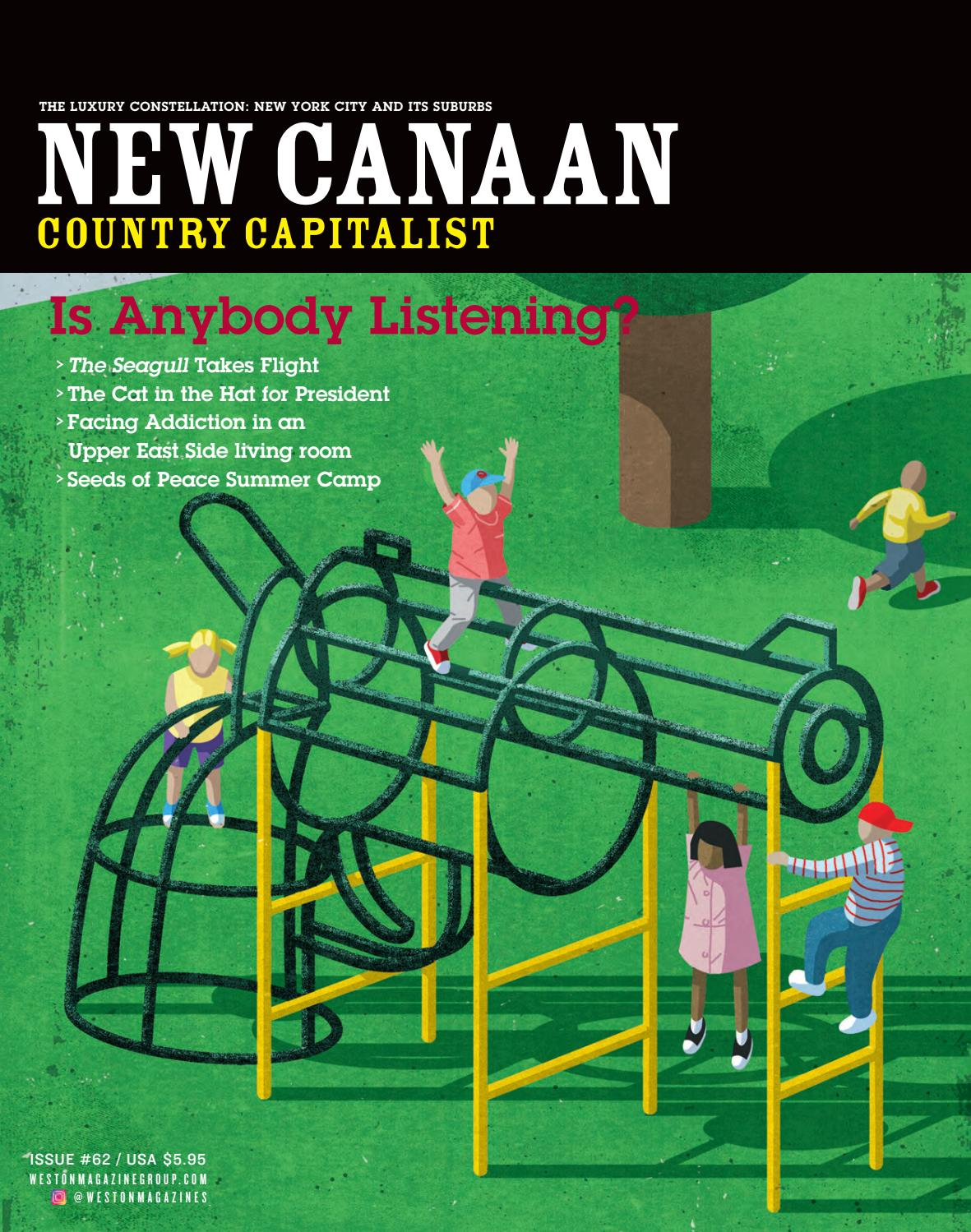 12ac663f6877b4 New canaan 62 by Weston Magazine Group - issuu