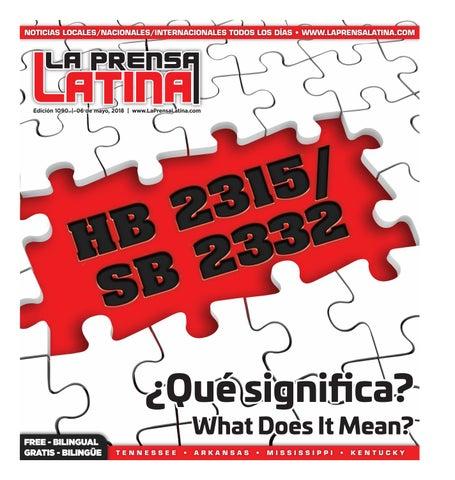 c7b866a336 La Prensa Latina 05 06 18 by La Prensa Latina - issuu