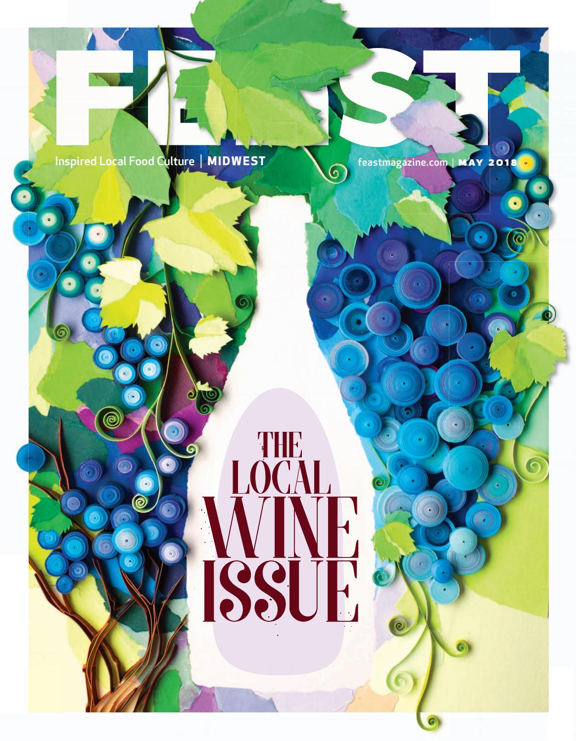 May 2018 Feast Magazine By Feast Magazine Issuu