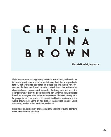 Page 35 of Christina Brown