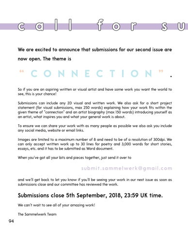 Page 94 of Call for submissions - Issue 2