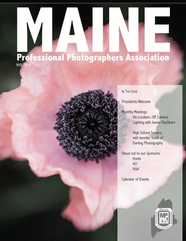 May 2018 Maine PPA Newsletter by Maine PPA - issuu