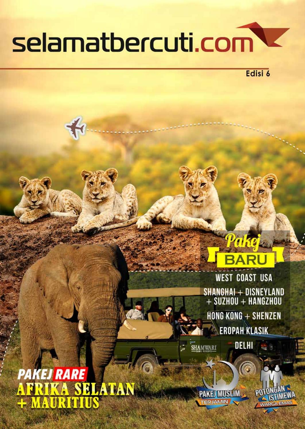 Selamatbercuti Catalogue 6 by selamatbercuti issuu