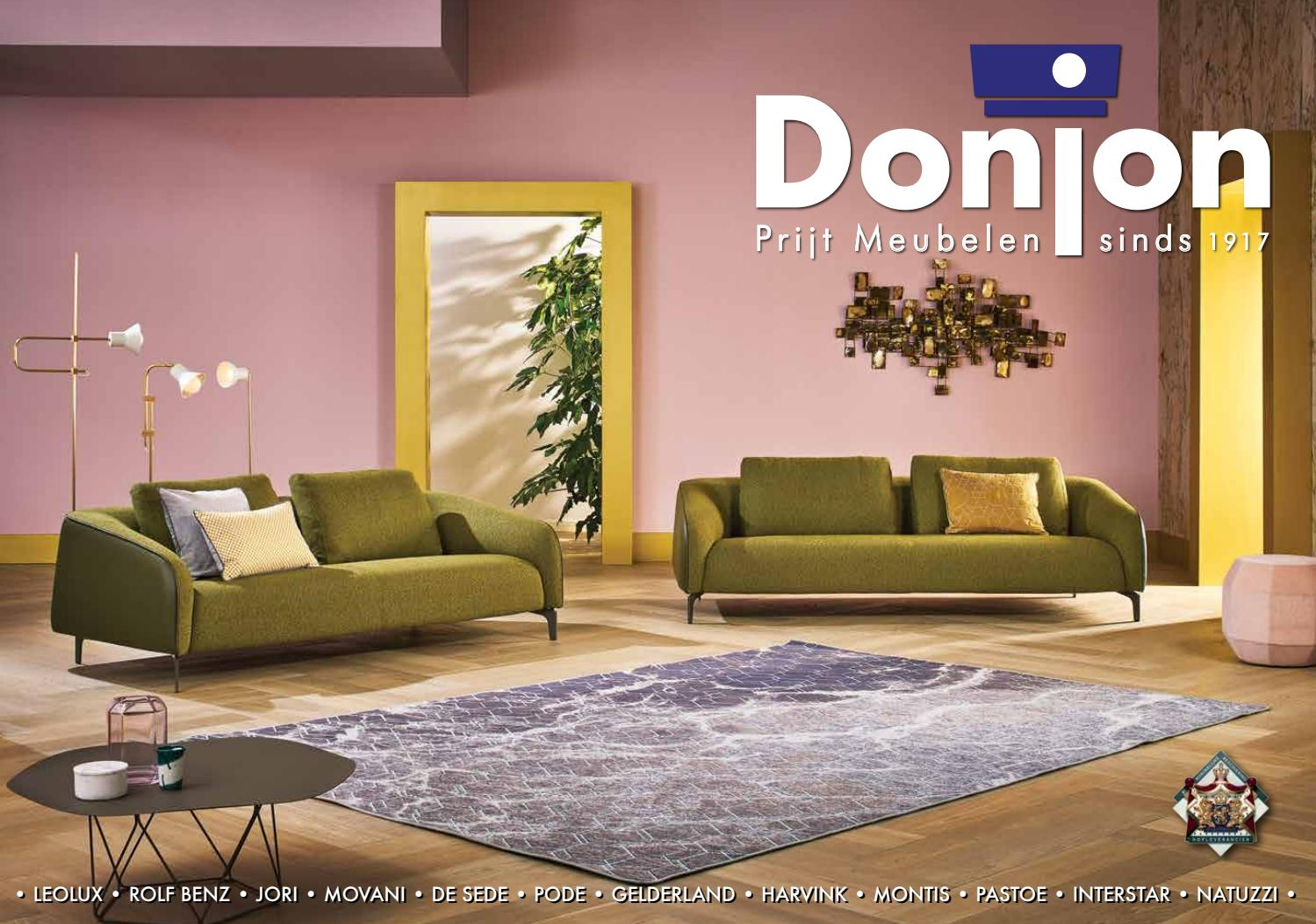 Nonchalant Klassieke Woninginrichting : Donjon meubelen collectieboek 2018 2019 by de donjon issuu