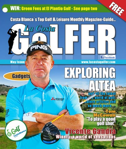 b8ff28cb7f La Costa Golfer Magazine and Guide May Issue 2018 by 4display - issuu