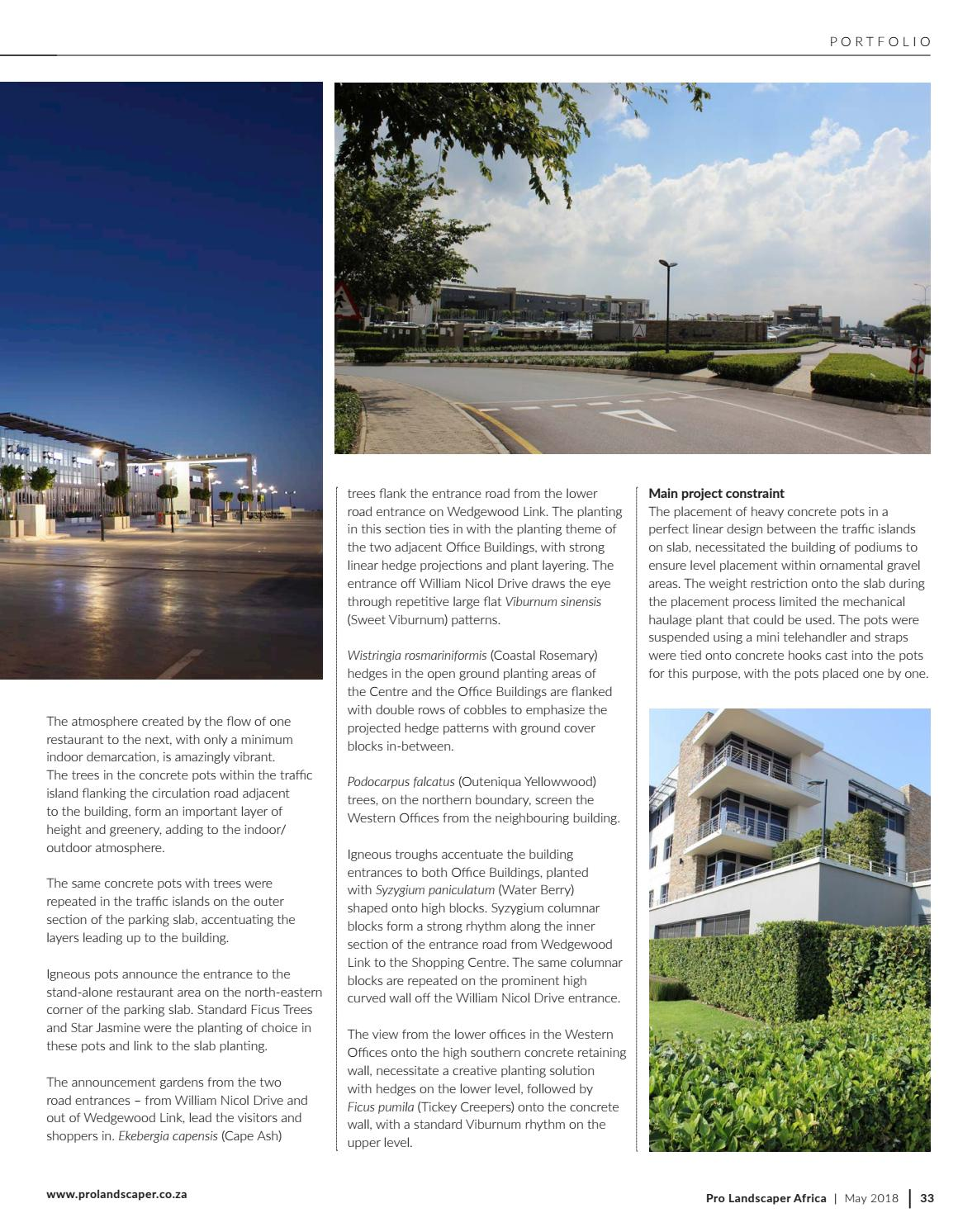 Pro Landscaper Africa May 2018 by Eljays44 - issuu