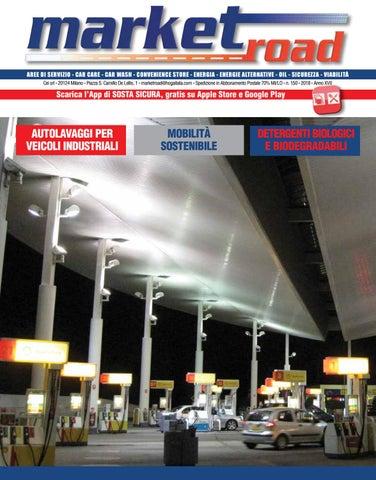 AREE DI SERVIZIO - CAR CARE - CAR WASH - CONVENIENCE STORE - ENERGIA -  ENERGIE ALTERNATIVE - OIL - SICUREZZA - VIABILITÀ Cei srl - 20124 Milano -  Piazza S. ... 024310878a7