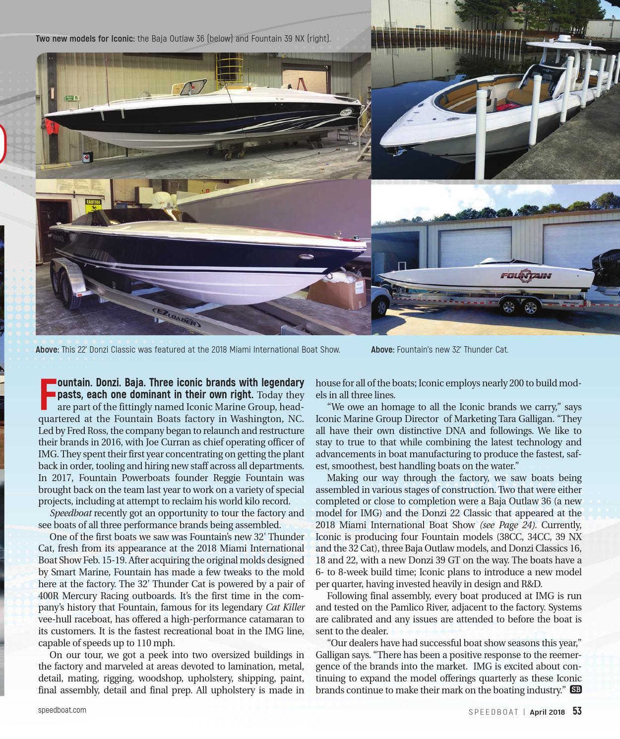 Speedboat April 2018 by Brett Bayne - issuu