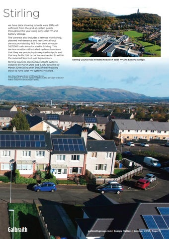 Page 15 of Making the most of the sun in Stirling