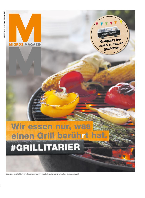 Migros magazin 19 2018 d zh by Migros-Genossenschafts-Bund - issuu