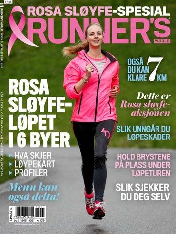 332fcd95 Runner's World Rosa sløyfe-løpet 2017 by Runner's World Norge - issuu