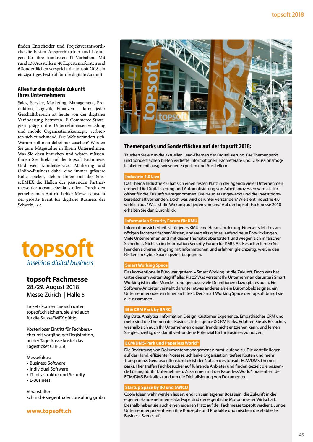 d44e8dd31f topsoft Fachmagazin 18-1 by topsoft - issuu