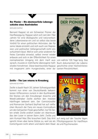 Page 118 of Indica & Sativa - Reif für den Beipackzettel?
