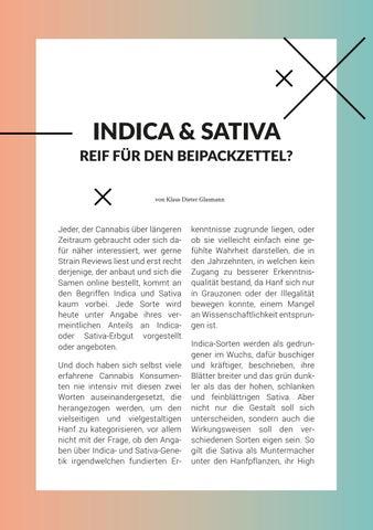 Page 119 of Indica & Sativa - Reif für den Beipackzettel?