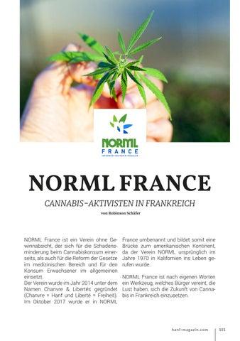 Page 151 of Norml France - Cannabis-Aktivisten in Frankreich