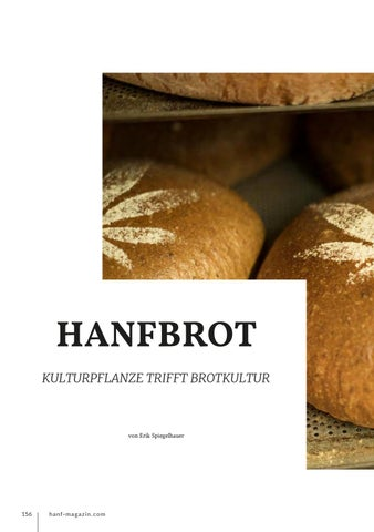 Page 156 of Hanfbrot - Kulturpflanze trifft Hanfkultur