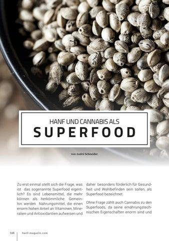 Page 168 of Hanf und Cannabis als Superfood