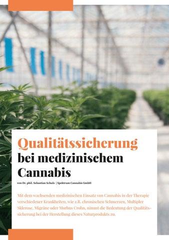 Page 46 of Qualitätssicherung bei medizinischem Cannabis