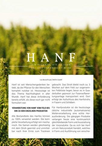 Page 52 of Hanf - Die Pflanze die zu 100% ge- und verbraucht wird