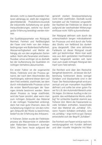 Page 53 of Hanf - Die Pflanze die zu 100% ge- und verbraucht wird