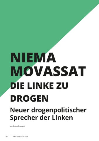 Page 64 of Niema Movassat - Die Linke zu Drogen